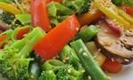 Stir Fried Wok Vegetables