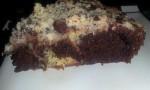 Marble Crumb Cake