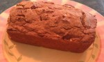 Low-Fat Pumpkin Chocolate Chip Bread
