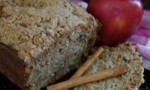 Apple Walnut Pound Cake