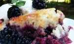 Baron's Blackberry Cobbler
