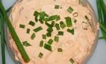 Cheesy Green Onion Bagel Dip