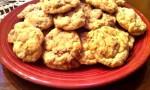 Peanut Butter Crunch Cookies