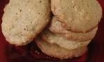 Zucchini Nut Cookies