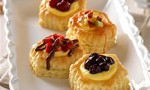 "Caramel Apple Mini ""Cheesecakes"""