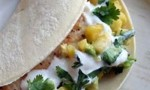 Soft Mahi Mahi Tacos with Ginger-Lime Dressing