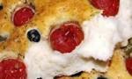 Tomato Focaccia Bread