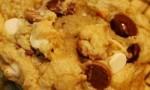 Quadruple Chocolate Chip Cookies