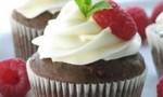 Zucchini Raspberry Cupcakes