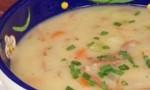 Healthier Delicious Ham and Potato Soup