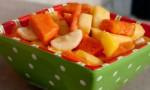 Tropical Island Fruit Salad