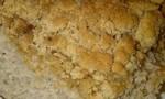 Dairy Free Cinnamon Streusel Coffee Cake