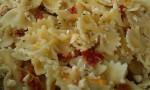 Sun-Dried Tomato and Bow Tie Pasta