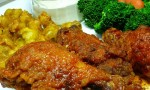 Spicy and Tangy Hot Wings