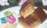 Chocolate Peanut Butter Bars I