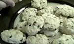 Chocolate Chip Crispy Cookies