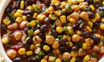 Confetti Corn and Bean Salsa with Jalapeno