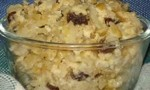 Creamy Family Style Rice Pudding