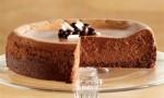 Fudge Truffle Cheesecake from EAGLE BRAND®