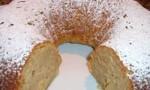 Super Duper Easy Apple Cake
