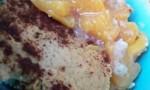 Fresh Peach Cobbler II